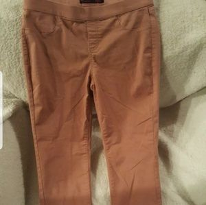 No Boundaries Junior's 11/13 Dusty Rose Pants